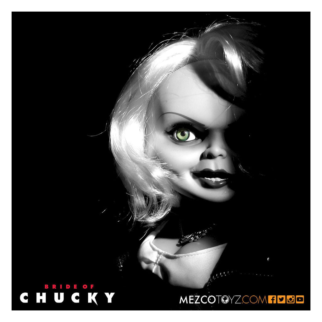 "Chucky - Tiffany 15"" Talking Action Figure"