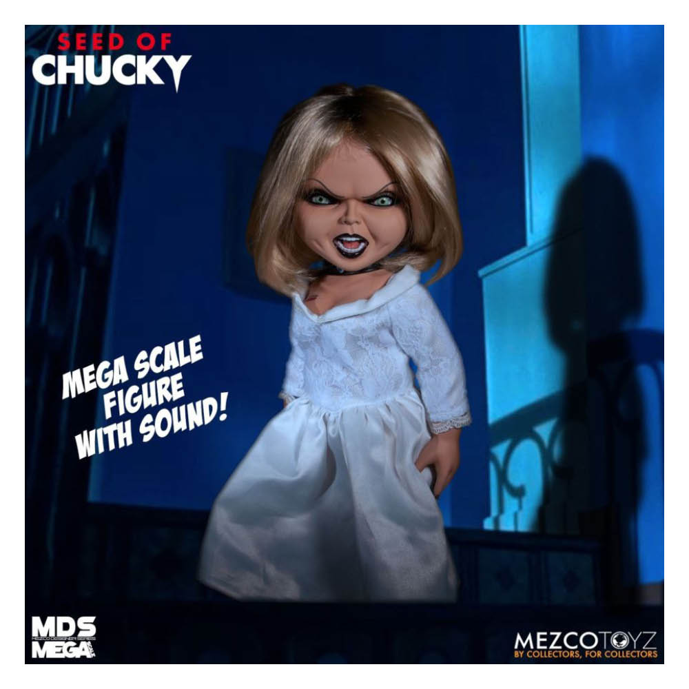 Child's Play 5: Seed of Chucky - Tiffany Mega Scale Figure