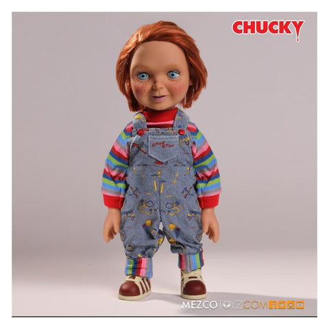 Image of Child's Play Good Guys 15 inch Chucky Doll