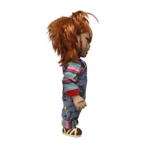 Child's Play Scarred Chucky 15 inch Talking Doll