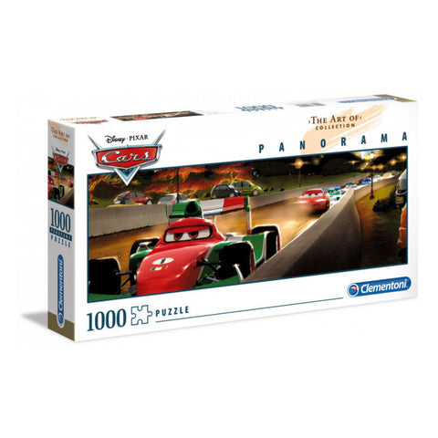 Image of Disney Puzzle Cars Panorama 1000 Pieces