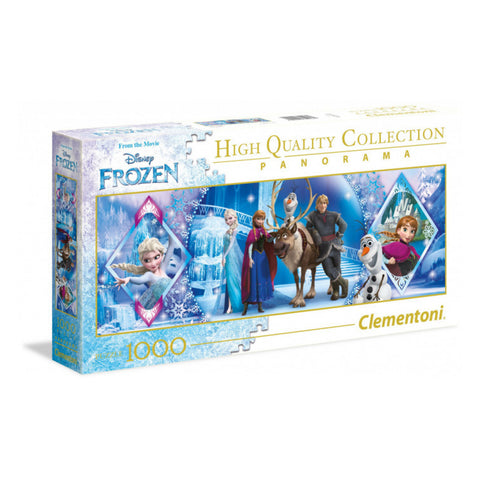 Image of Disney Puzzle Frozen Panorama 1000 Pieces