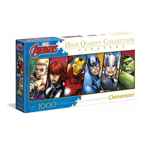 Disney Puzzle The Avengers Panorama 1000 Pieces