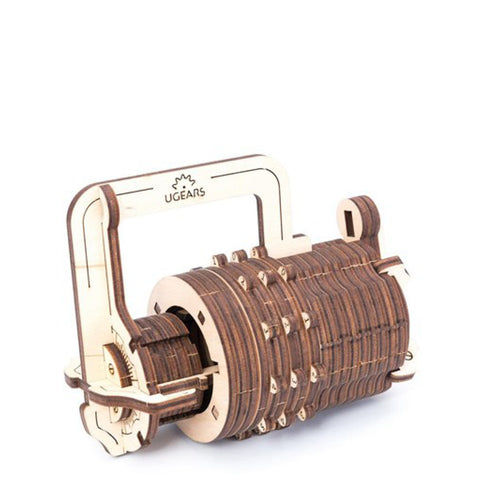 Image of Ugears Combination Lock