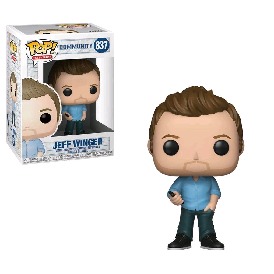 Community - Jeff Winger Pop! Vinyl