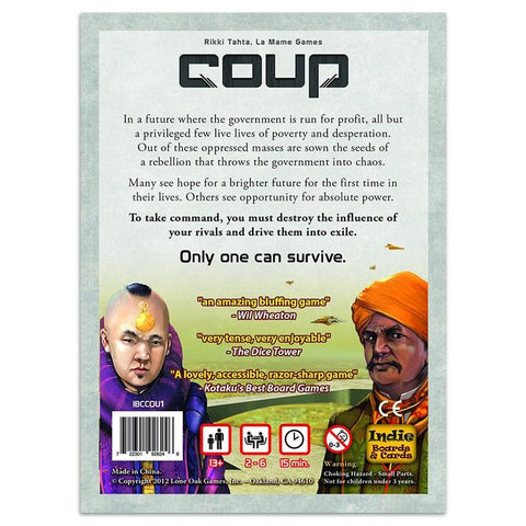 Image of Coup