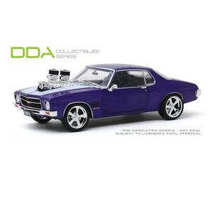 Hanful 1973 Holden Monaro HQ GTS Custom Purple 1:24