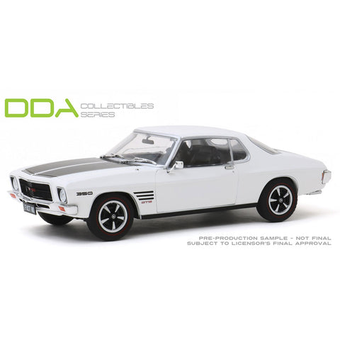 1/24 White 1973 Holden Monoaro HQ GTS 350