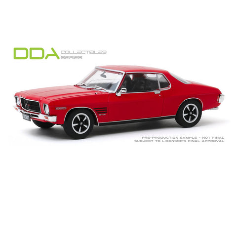 1:24 Red 1973 Hoden Monaro HQ GTS350