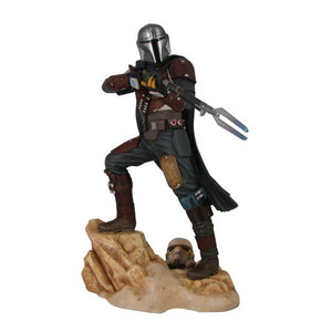 Star Wars: The Mandalorian - Mandalorian Mark 1 Statue