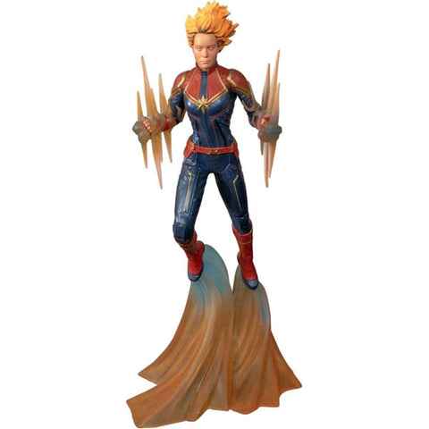 Captain Marvel - Captain Marvel Binary Gallery PVC Diorama