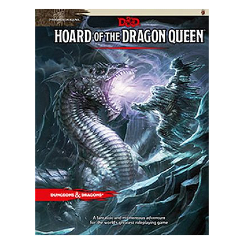 Dungeons And Dragons Hoard Of The Dragon Queen Guide