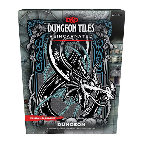 Dungeons And Dragons Dungeon Tiles Reincarnated Dungeon