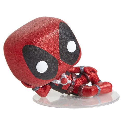 Deadpool - Deadpool Diamond Glitter US Exclusive Pop! Vinyl [RS]
