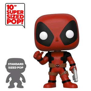 "Deadpool - Thumbs Up Red US Exclusive 10"" Pop! Vinyl [RS]"