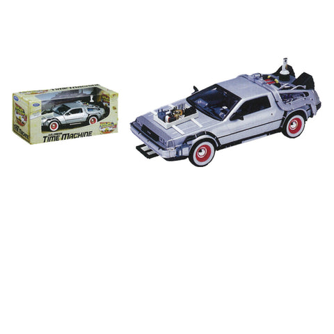 Back To The Future 3 - 1/24 Scale Die Car