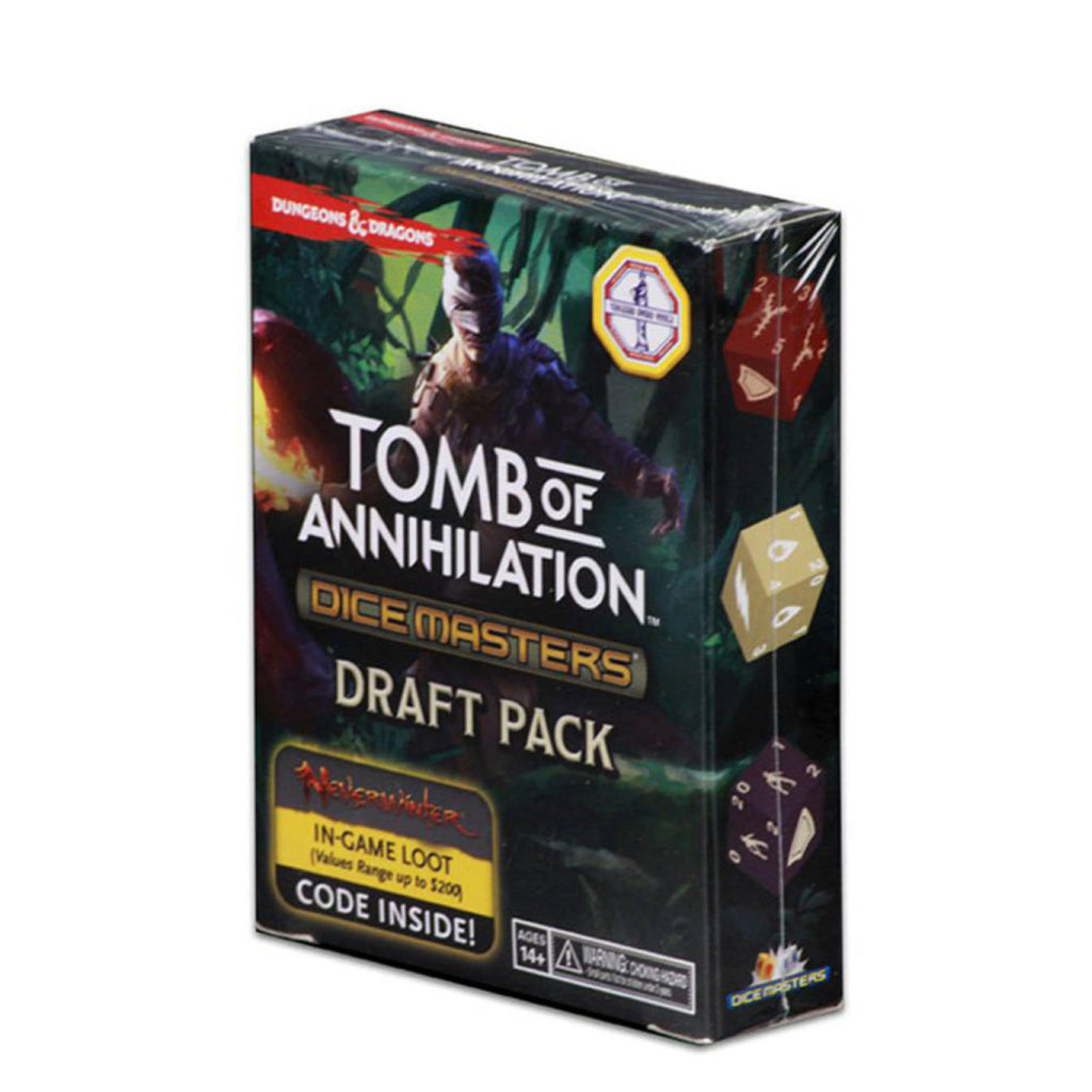 Dice Masters Dungeons And Dragons Tomb of Annihilation