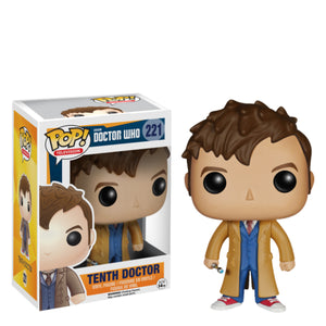 Doctor Who - 10th Doctor Pop Vinyl