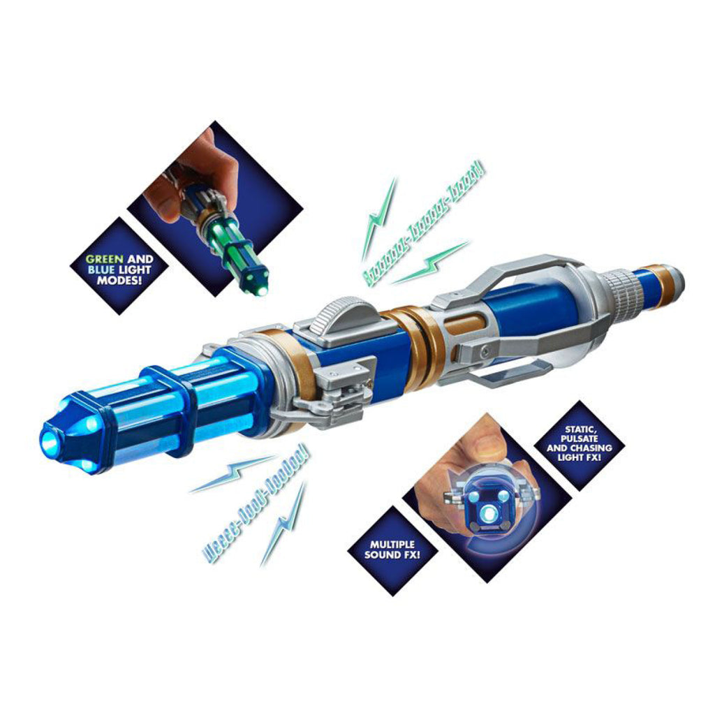 Dr Who - 12th Doctor Sonic Screwdriver