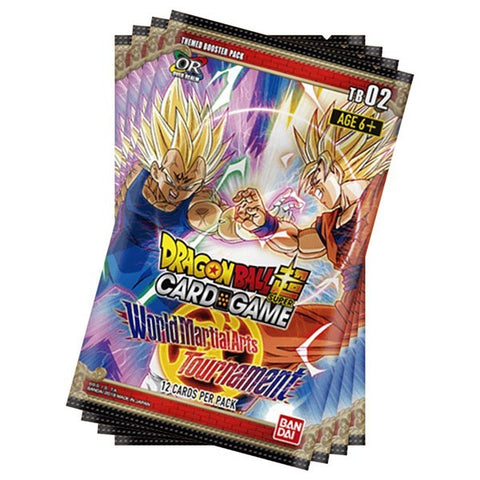 Image of Dragon Ball Super TCG - World Martial Arts Booster