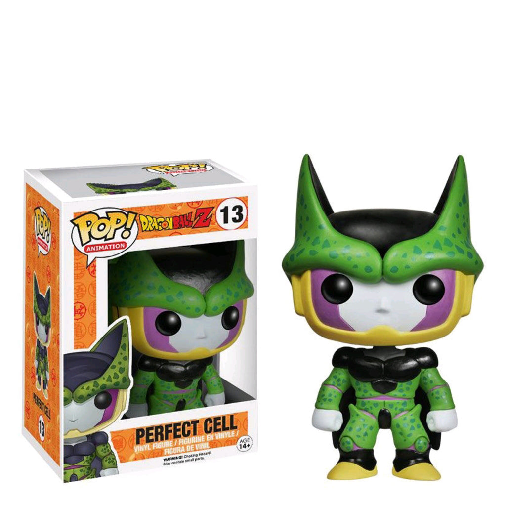 Dragon Ball Z - Final Form Cell Pop! Vinyl