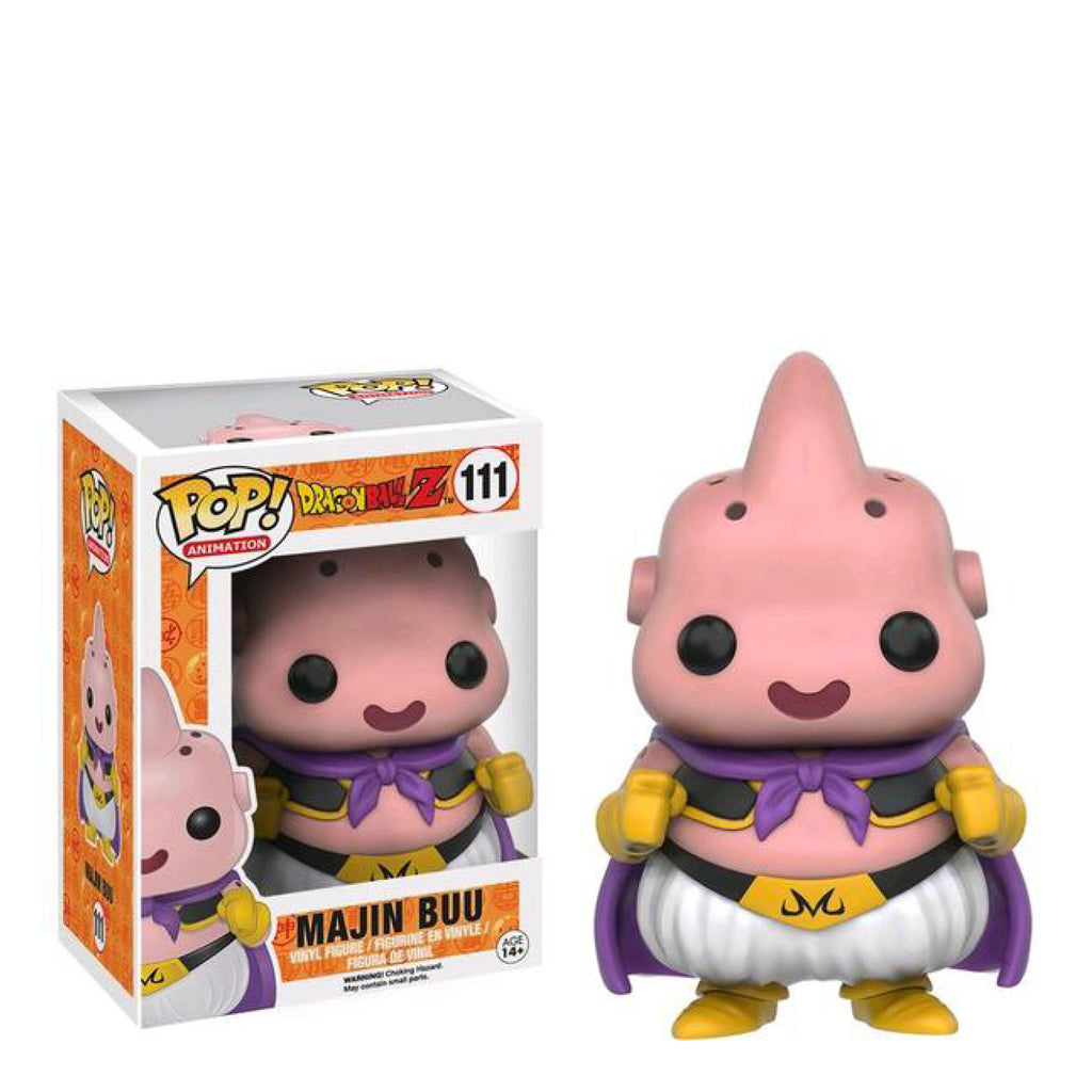 Dragon Ball Z - Majin Buu Pop! Vinyl