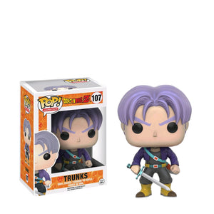 Dragonball Z - Trunks Pop Vinyl