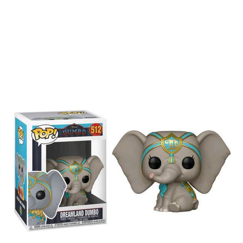 Dumbo (2019) - Dumbo Dreamland Pop! Vinyl