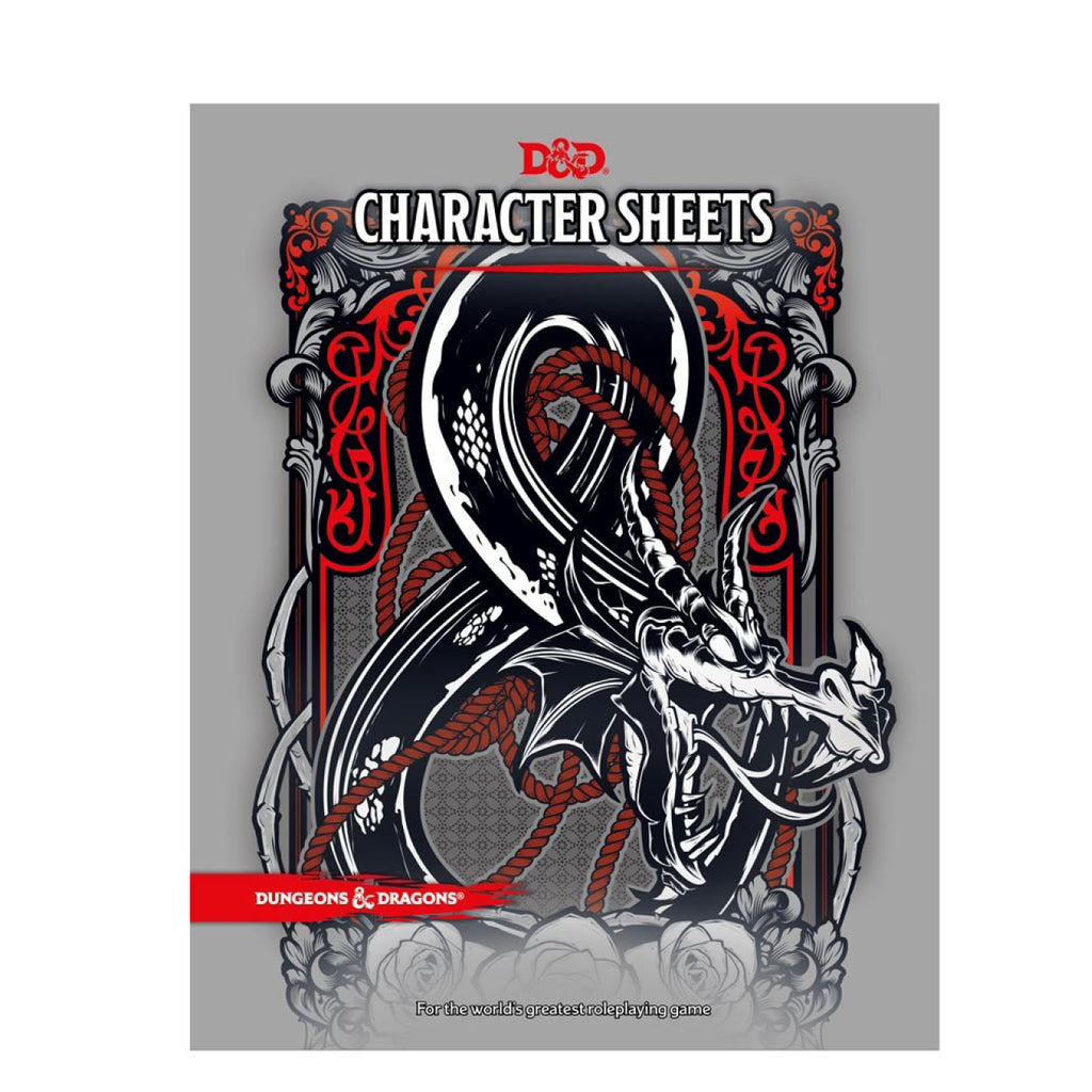 Dungeons And Dragons Character Sheets
