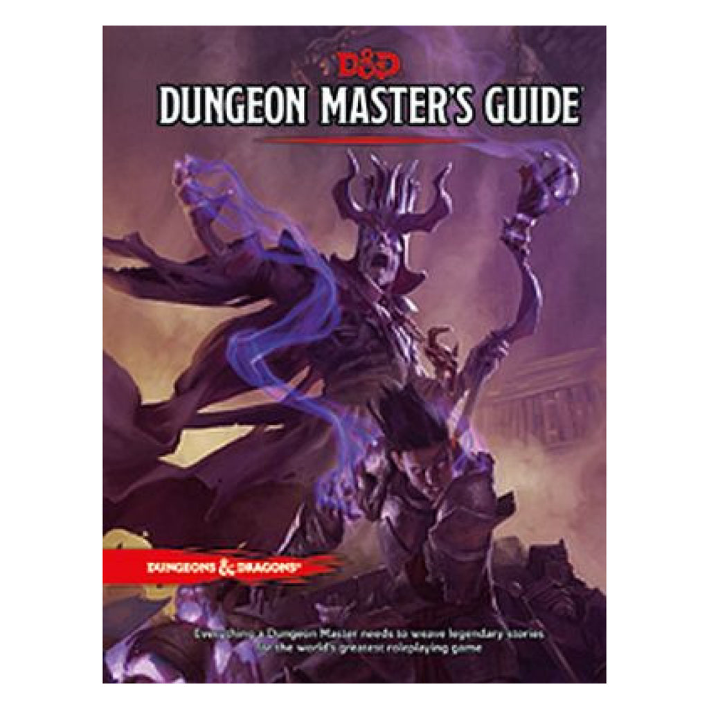 Dungeons And Dragons Master Guide