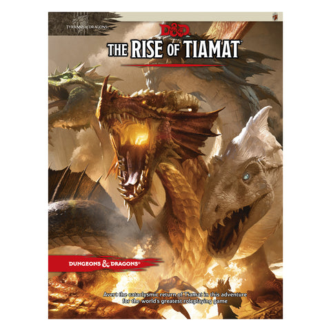 Dungeons And Dragons Rise Of Tiamat Guide