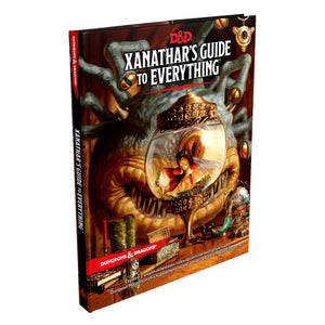 Dungeons And Dragons Xanathars Guide To Everything