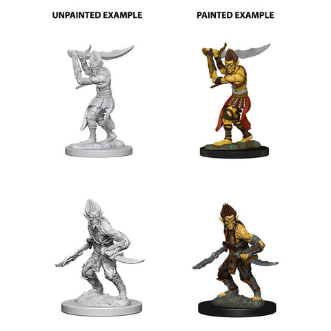 Image of Dungeons And Dragons Unpainted Minis Githyanki