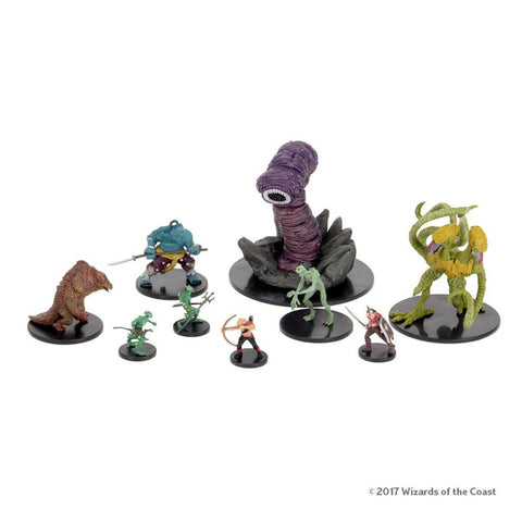 Image of Dungeons & Dragons - Icons of the Realms Classic Creatures Box Set