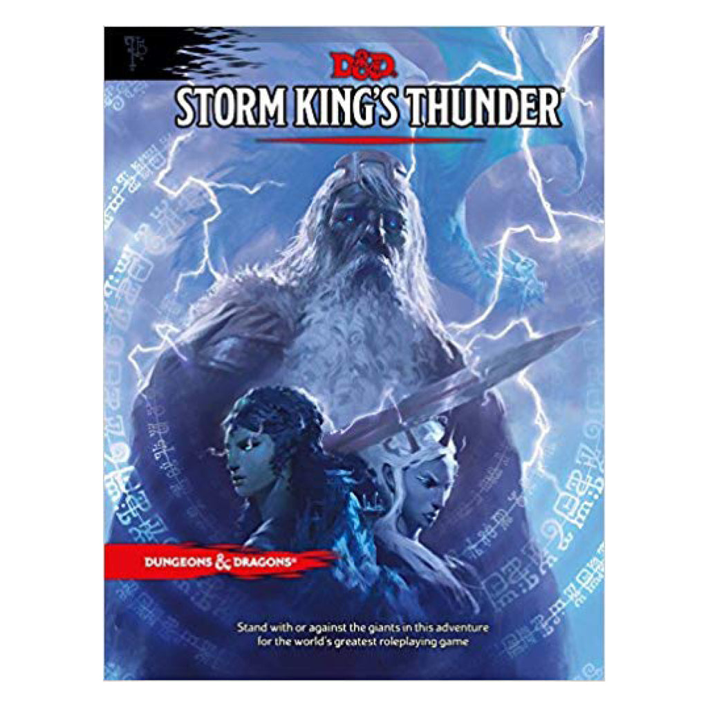 Dungeons and Dragons Storm Kings Thunder