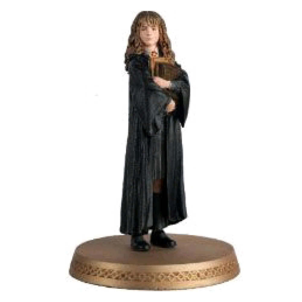 Harry Potter - Hermione 1:16 Figure & Magazine