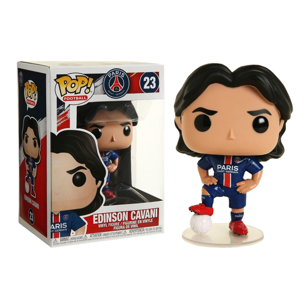 Football: PSG - Edinson Cavani Pop! Vinyl