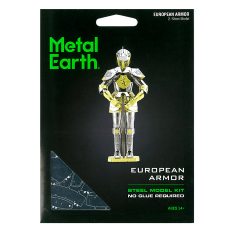 Image of Metal Earth European Armour