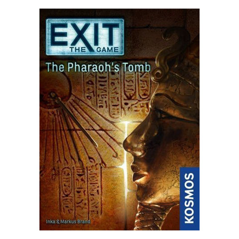 Exit The Game The Pharaohs Lab