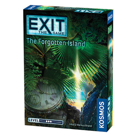 Image of Exit the Game the Forgotten Island