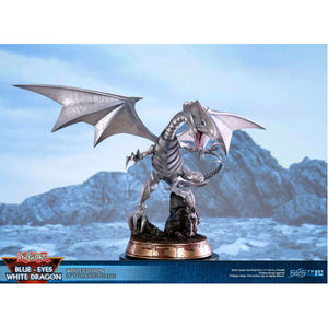 Yu-Gi-Oh! - Blue Eyes White Dragon (White)