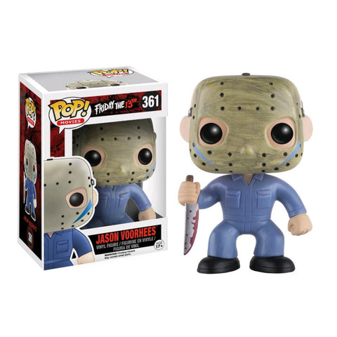 Friday the 13th - Jason Voorhees US Exclusive Pop! Vinyl