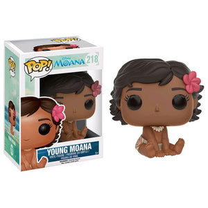Moana - Young Moana Sitting US Exclusive Pop! Vinyl