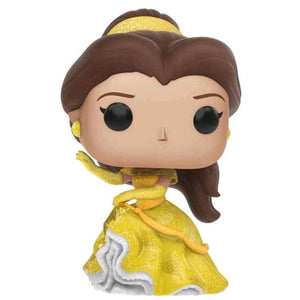 Beauty and the Beast - Belle Dancing Glitter US Exclusive Pop! Vinyl