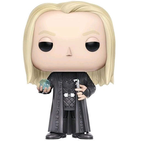 Harry Potter - Lucius Holding Prophecy US Exclusive Pop! Vinyl