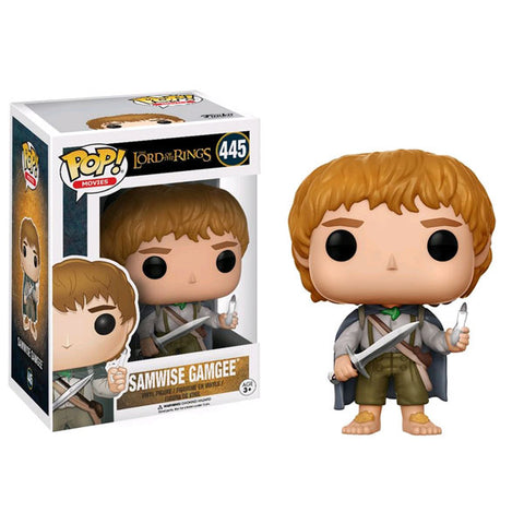 The Lord Of The Rings Samwise Gamgee Pop Vinyl