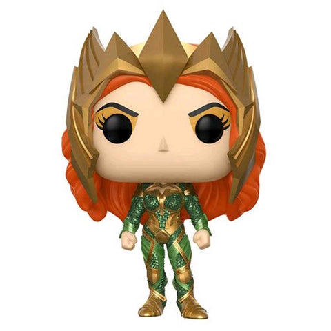Justice League Movie - Mera Ex Pop Vinyl