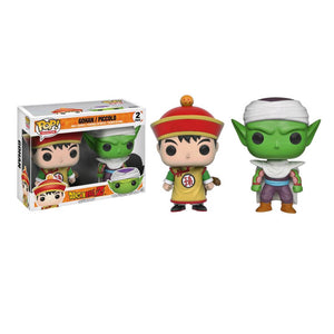 Dragon Ball Z - Gohan And Piccolo US Exclusive Pop! Vinyl 2-Pack Vinyl