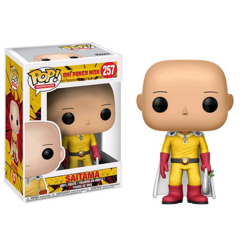 One Punch Man - Saitama Pop Vinyl