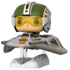 Star Wars Wedge Antilles Snowspeed Pop! Ride